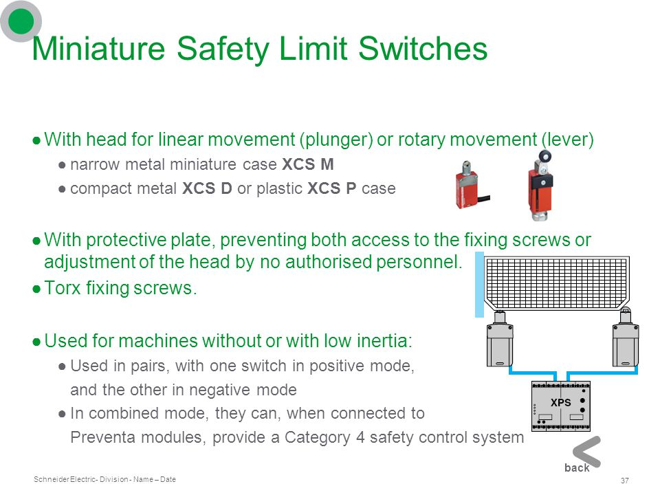 Description Miniature Safety Mit Switches: Toorx Limit Switch Wiring Diagram At Anocheocurrio.co