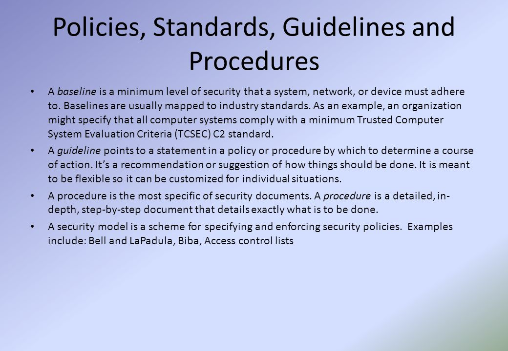 Information Security Governance and Risk Management - ppt video