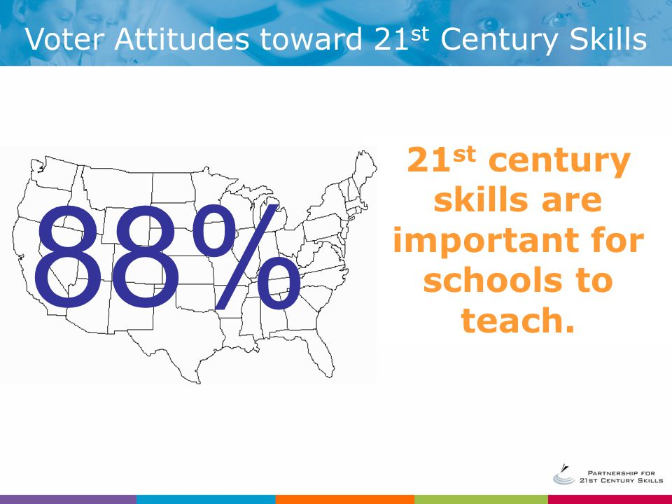 21st century skills are important for schools to teach.
