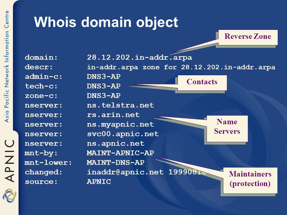 Reverse DNS  - ppt video online download
