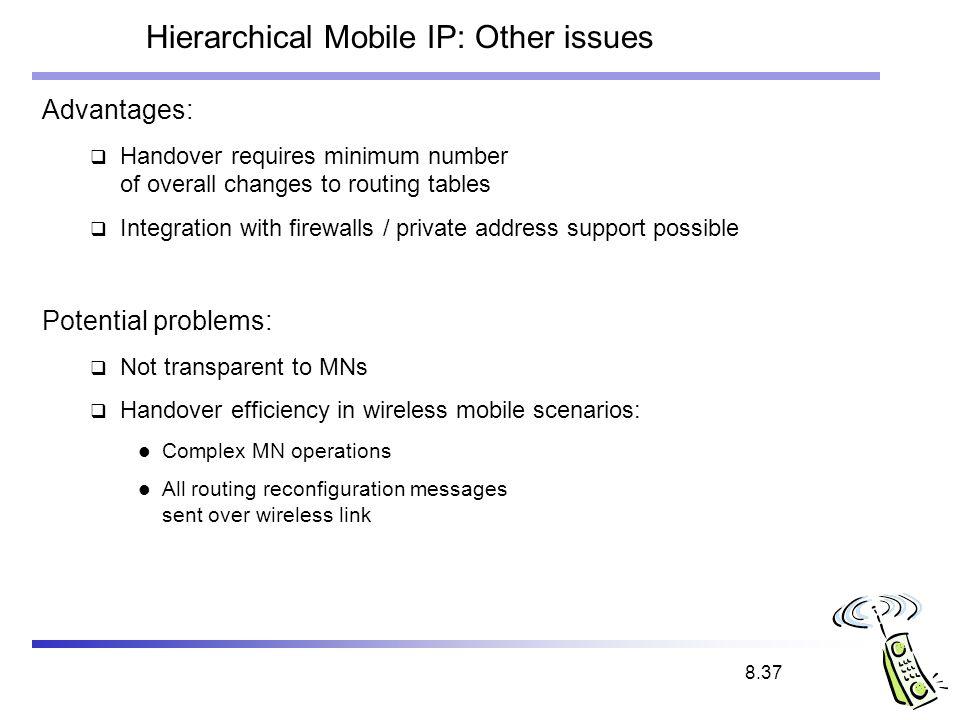 Recent activities in mobile ipv6 ppt download.