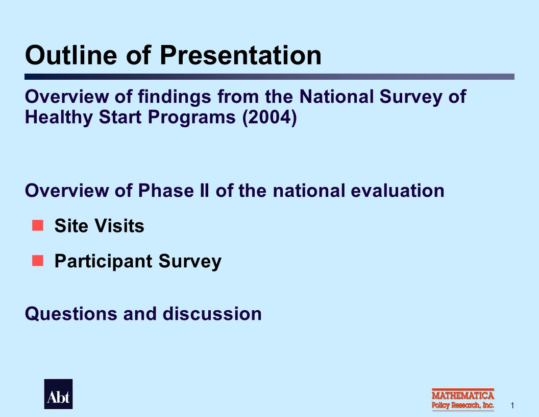 Evaluation Overview The evaluation is a four-year effort