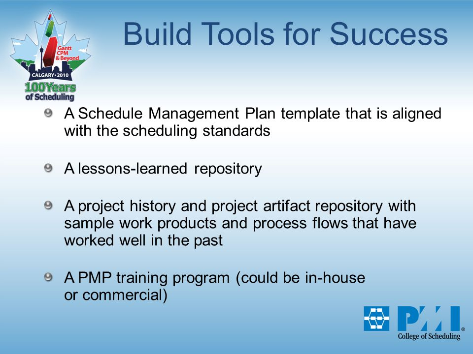 Building A Scheduling Center Of Excellence In The Pmo Ppt Video