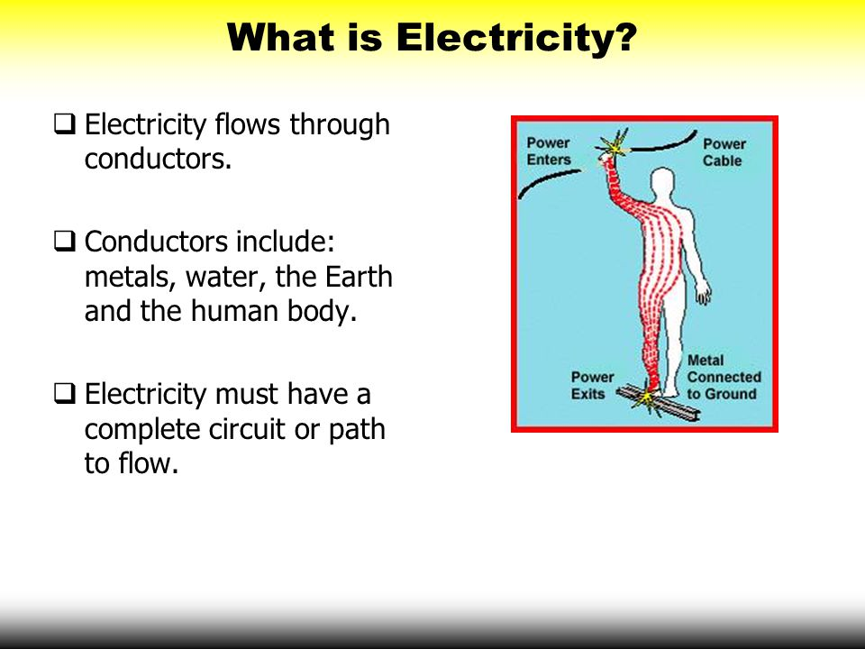 Big Four Construction Hazards: Electrical Hazards - ppt download