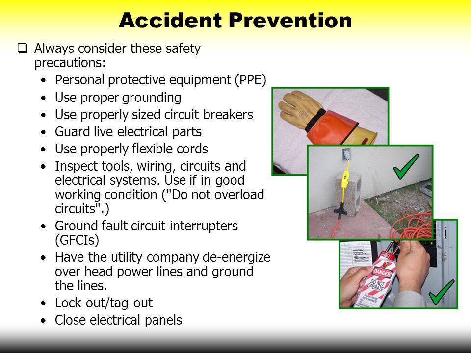 big four construction hazards electrical hazards ppt download rh slideplayer com Receptacle Wiring Hydromill Wiring