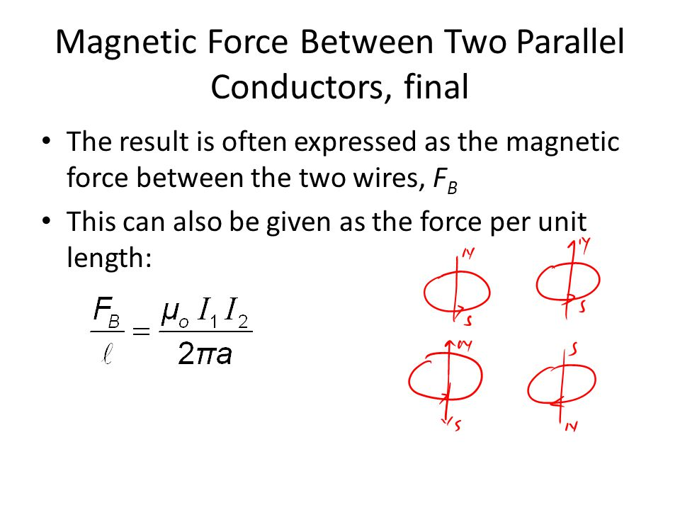 Chapter 30 sources of the magnetic field the biotsavart law ppt 15 magnetic greentooth Images