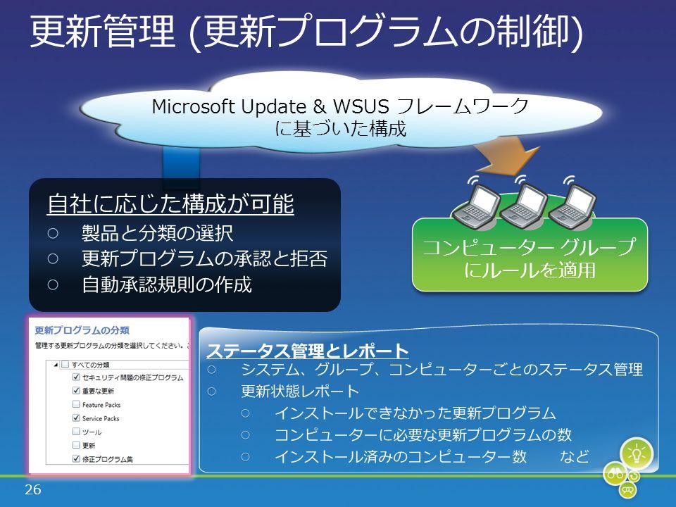 企業内 PC の運用を変える Windows Intune - ppt video online download