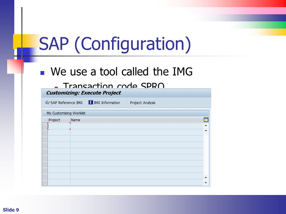 Introduction to SAP  - ppt video online download
