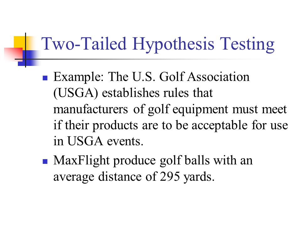 Statistics Hypothesis Tests Ppt Download
