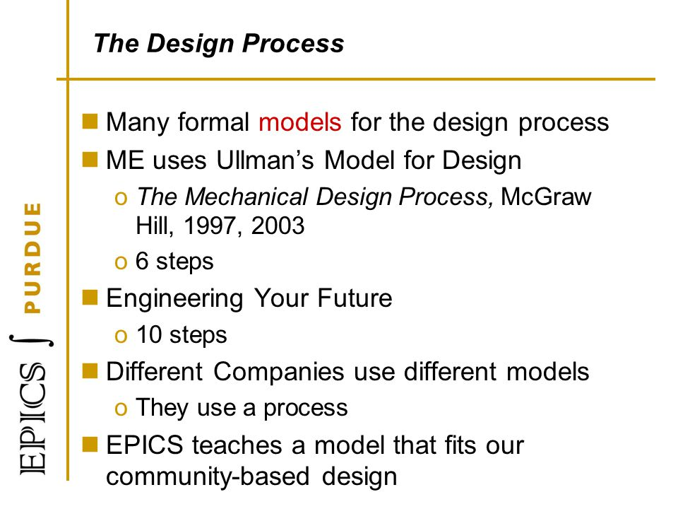 10 step design process engineering