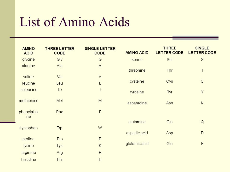 amino acid one letter code fresh amino acid single letter code cover letter examples 53194
