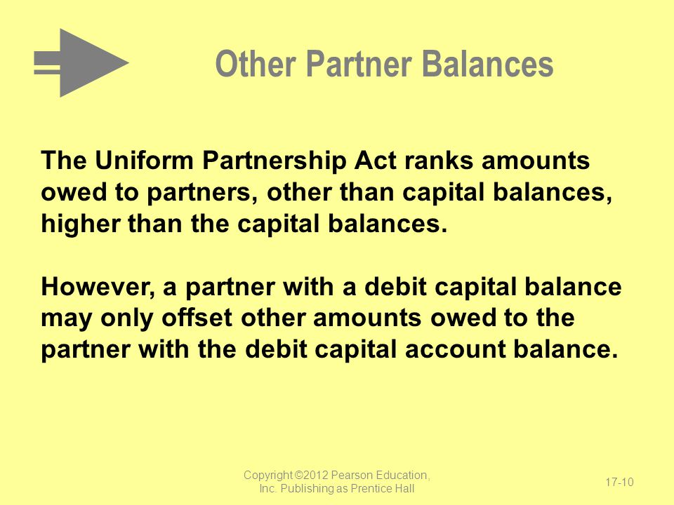 Other Partner Balances