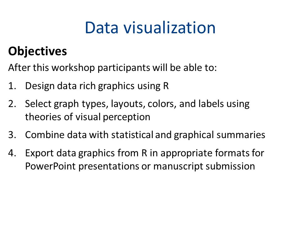 Data visualization and graphic design - ppt download