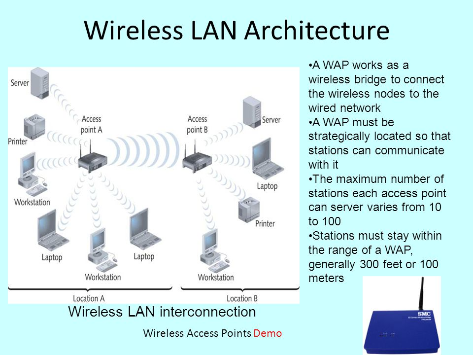 Chapter 8 Wireless Networking - ppt video online download