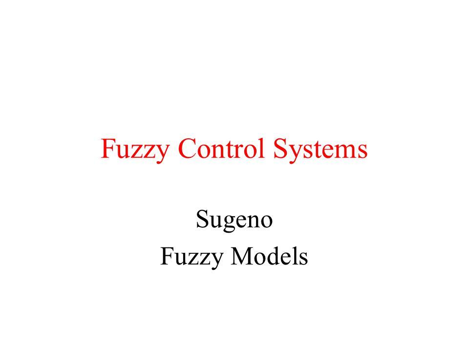 Fuzzy Logic Control Lect 5 Fuzzy Logic Control Basil Hamed