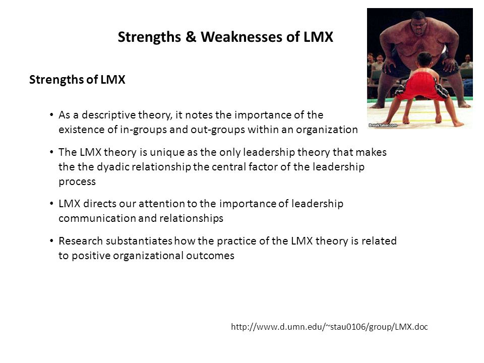 leader member exchange theory pdf