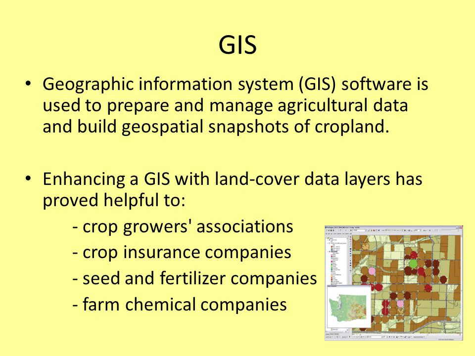 The Importance of Crop Insurance and Precision Agriculture