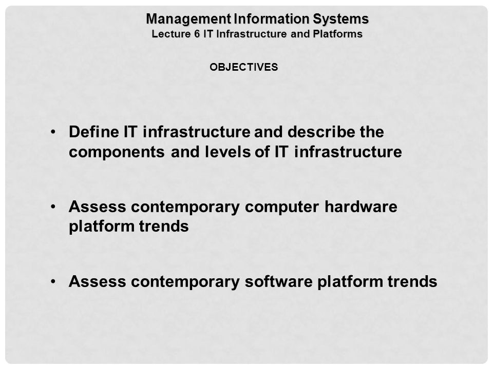 Assess contemporary computer hardware platform trends