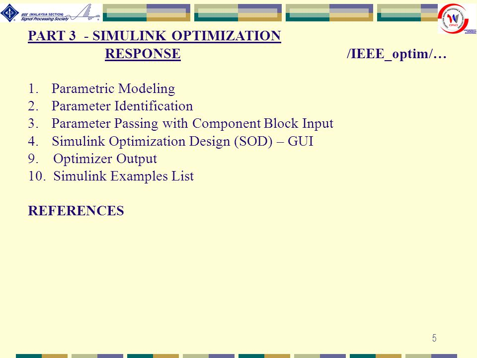 Optimization with MATLAB - ppt video online download