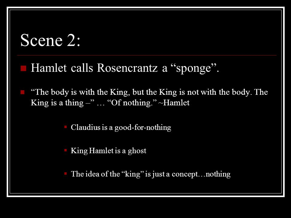 """Hamlet Quotes Awesome Hamlet"""" Act IV Review Of Plot And Important Quotes Ppt Video"""
