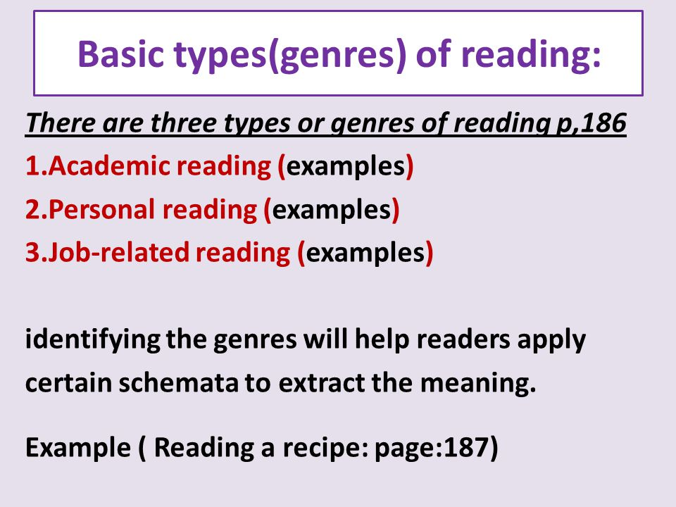 Lecture 11 Assessing Reading Pages: You can find this chapter from