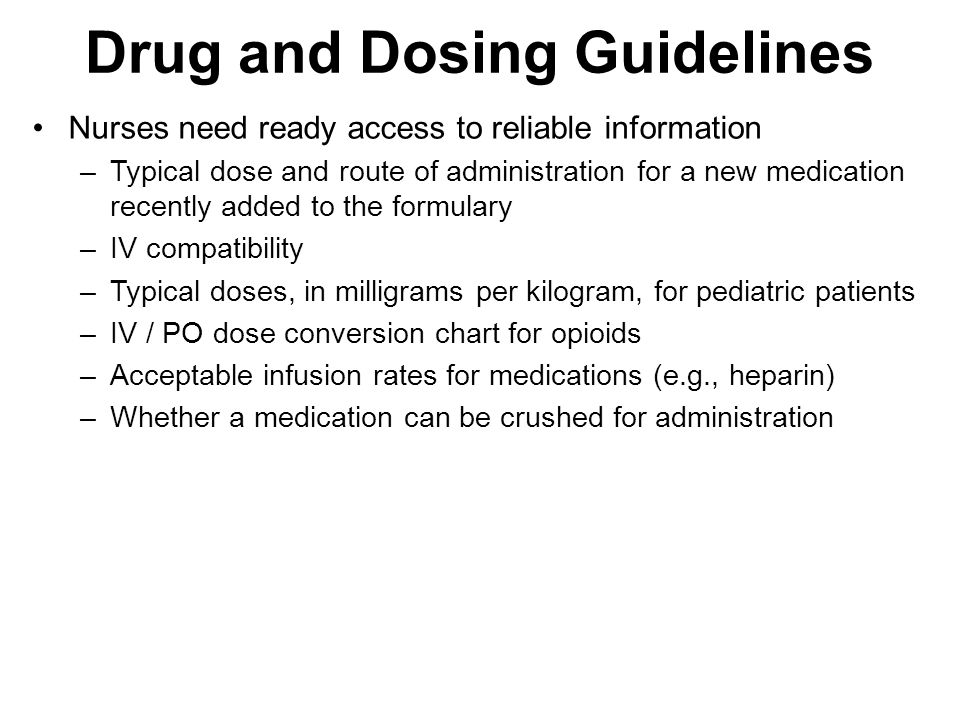 Preventing Errors Related To Drug Administration Ppt Download