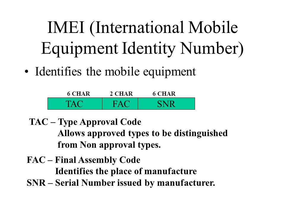 how to find international mobile equipment identity imei number