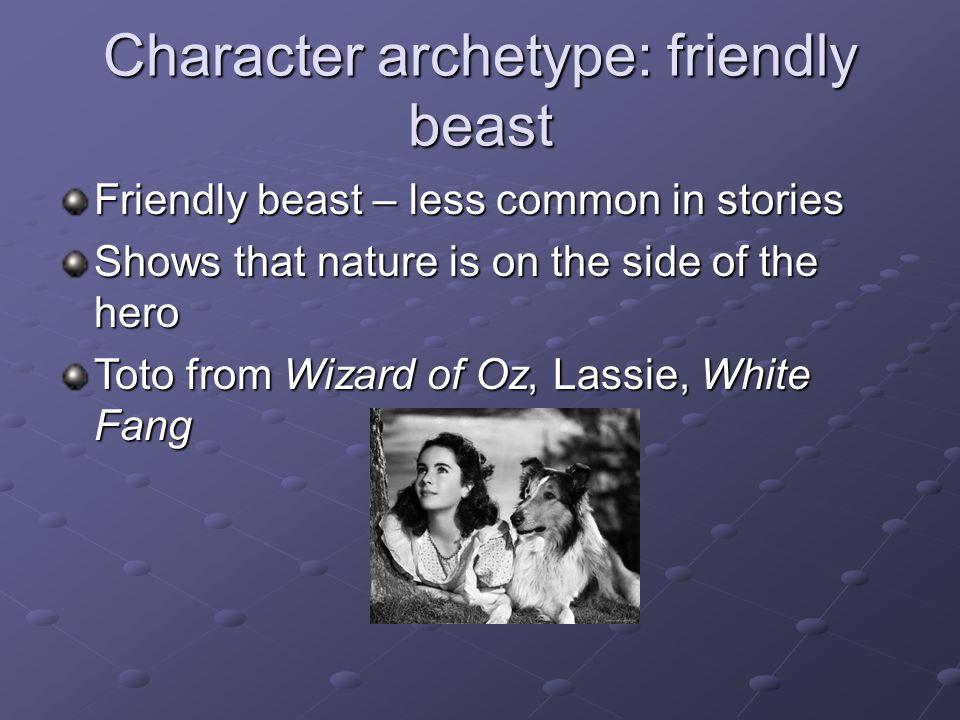 friendly beast archetype