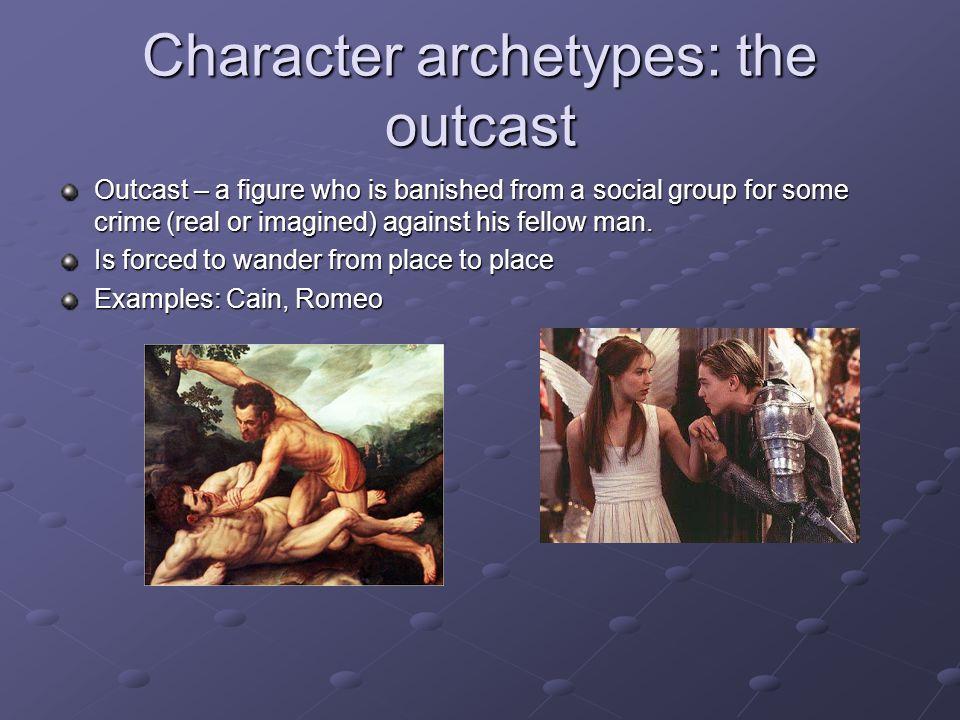 outcast archetype definition