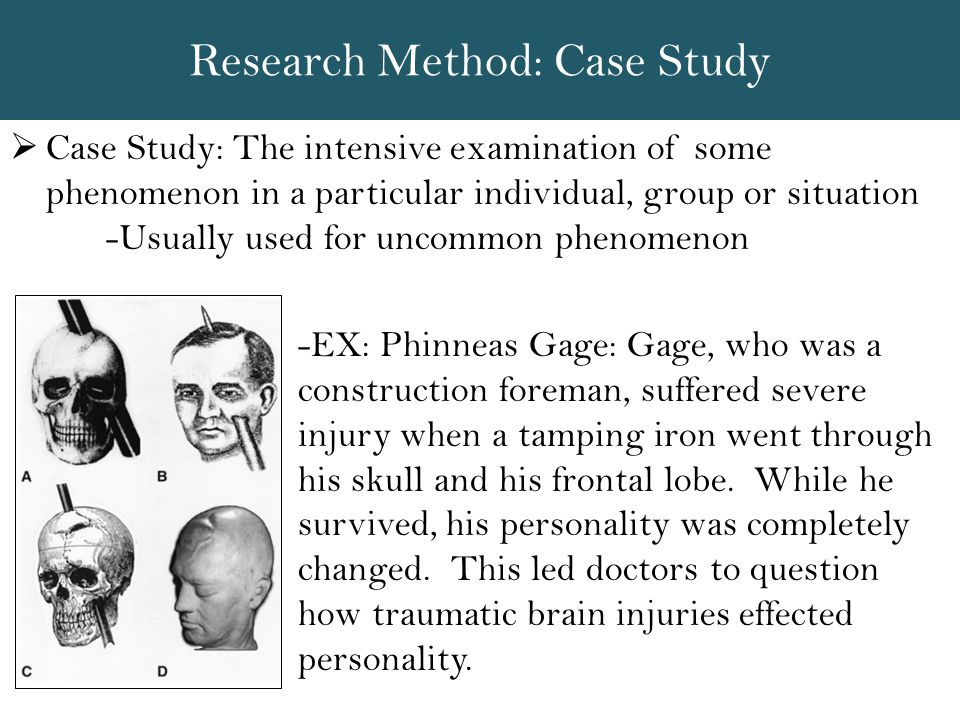Research Method: Case Study