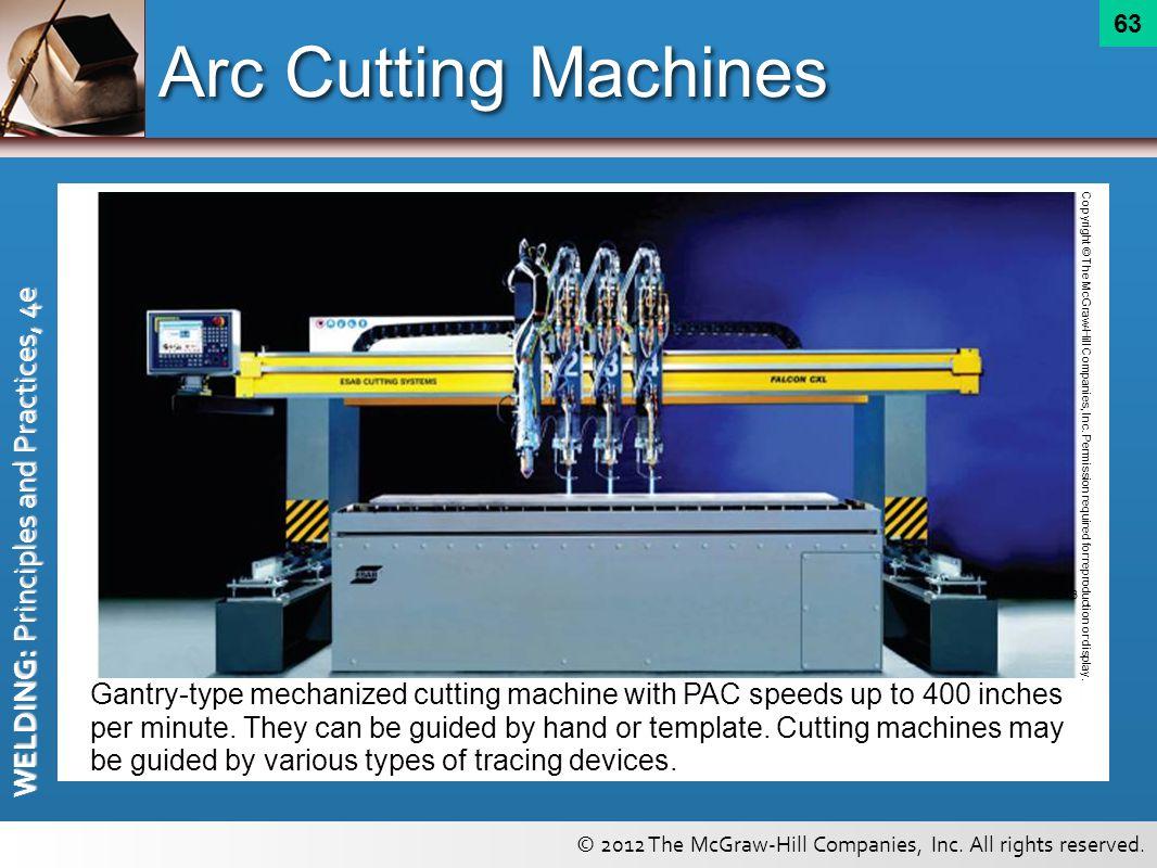 Arc Cutting Principles and Arc Cutting Practice: Jobs 17-J1-J7 - ppt ...