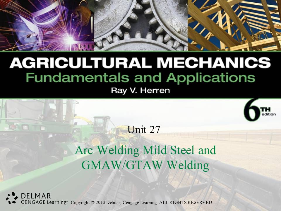 Arc Welding Mild Steel and GMAW/GTAW Welding