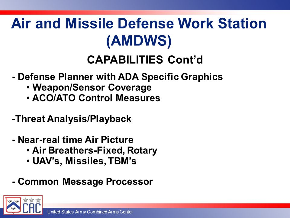 Mission Command Systems Overview Ppt Download