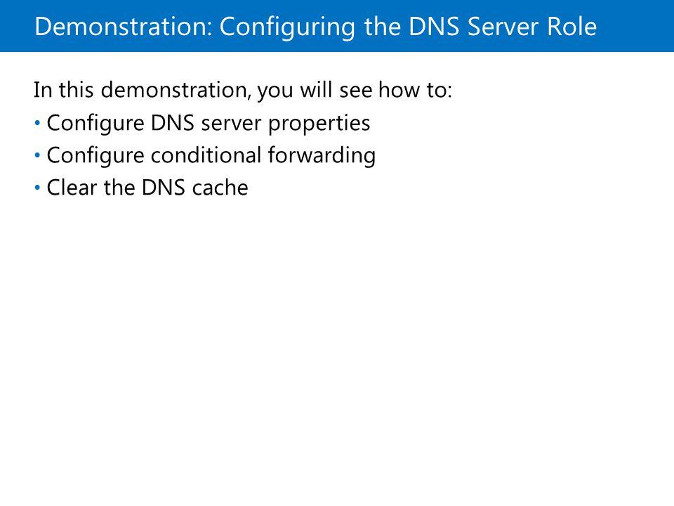 DNS的配置和排错 刘道军老师主讲 Module 1 如有疑问请与我联系