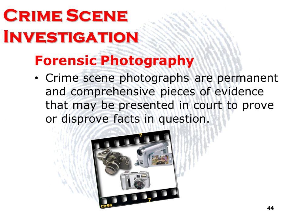 Crime Scene Investigation Ppt Download