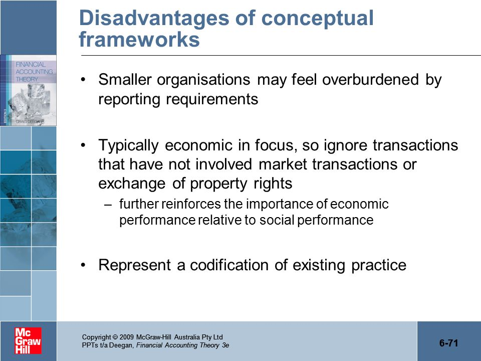 importance of conceptual framework in accounting