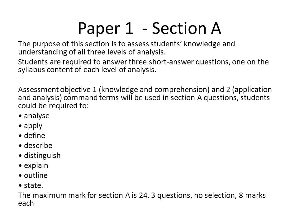 I B  Psych Exam Review  - ppt video online download