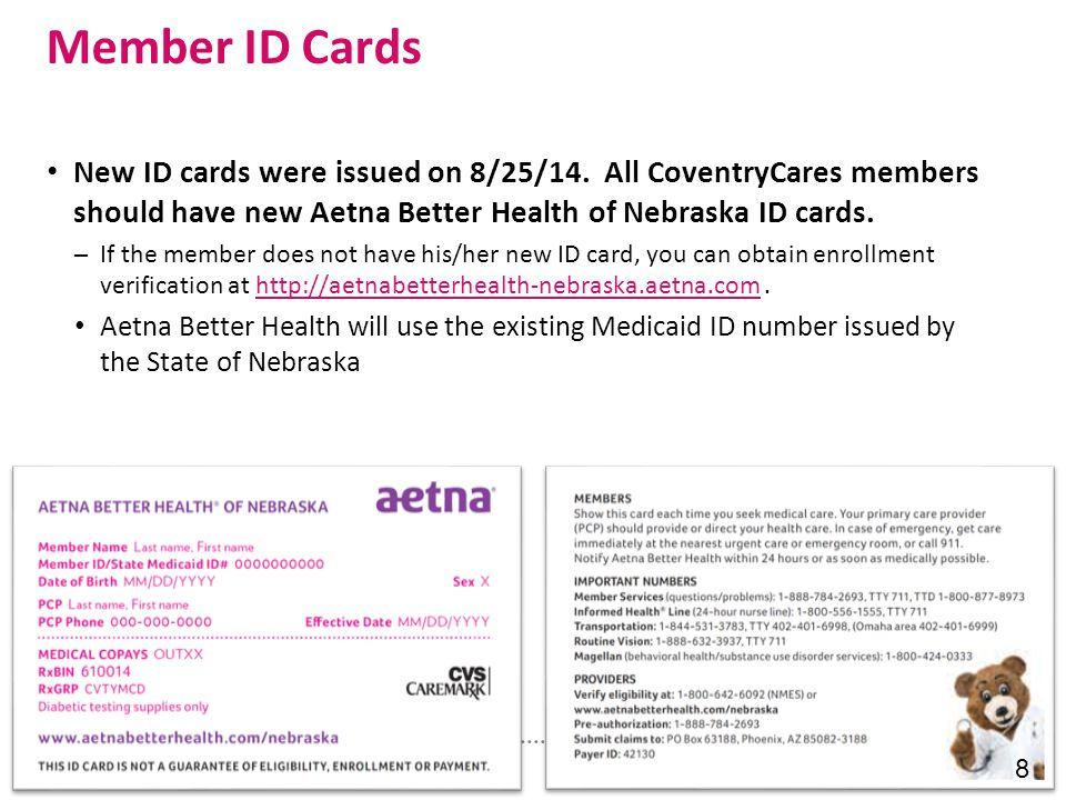 Aetna Better Health >> Aetna Better Health Of Nebraska Ppt Video Online Download