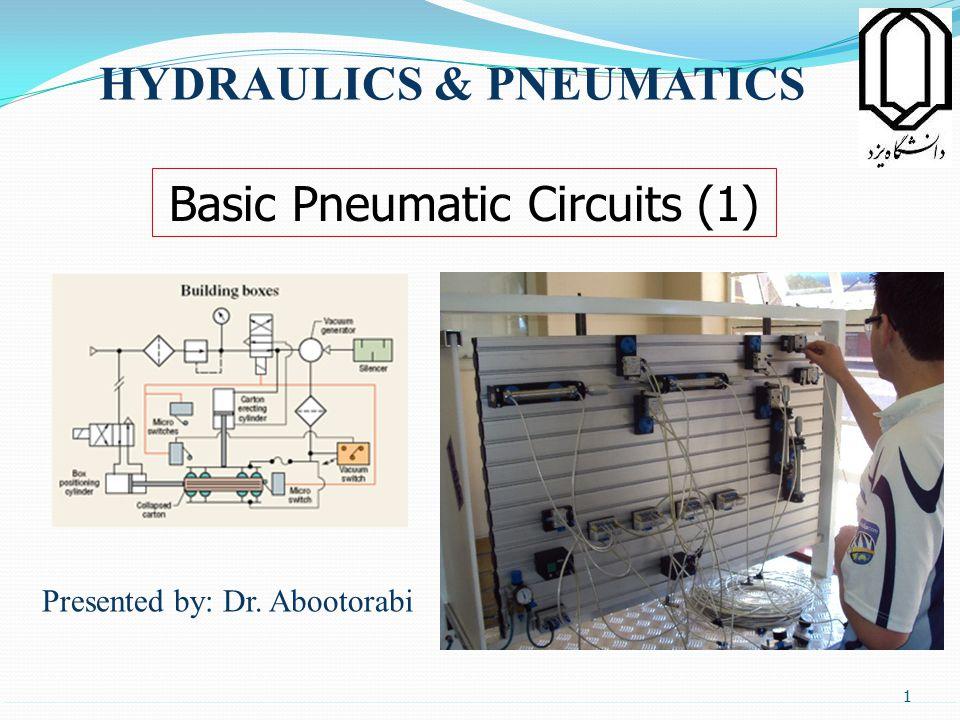 hydraulics and pneumatics basics pdf