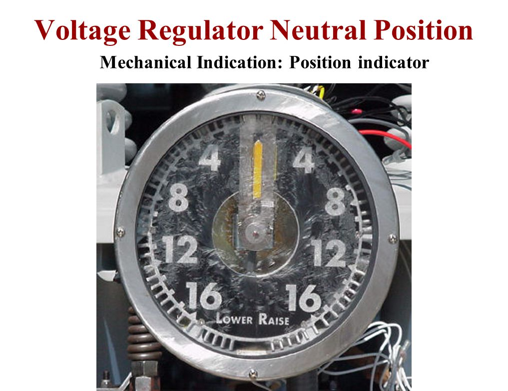 how to use neutral regulator