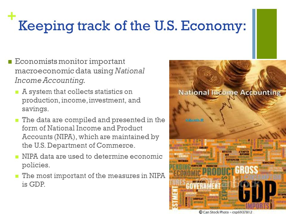 Keeping track of the U.S. Economy: