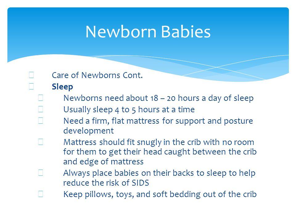 Appropriate Room Temperature For Newborns