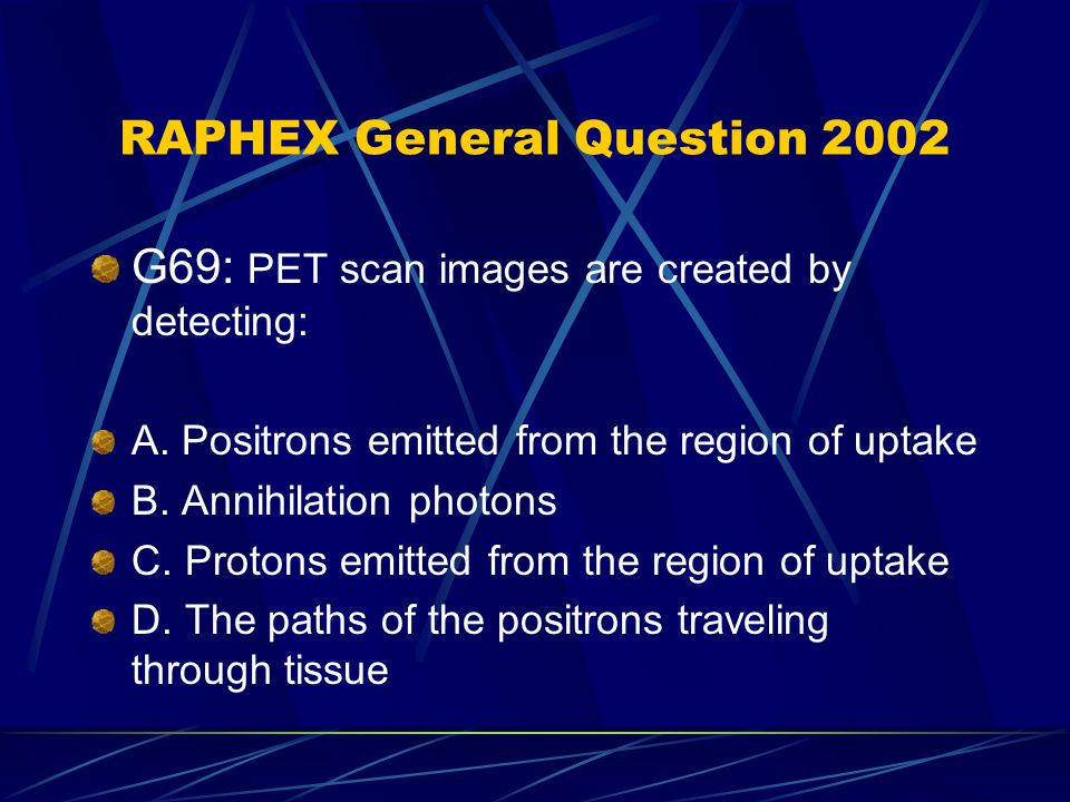 RAPHEX General Question 2002