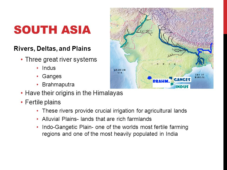 South Asia. - ppt video online download