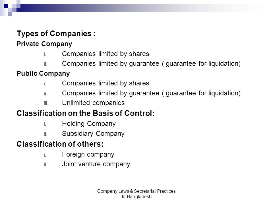 Liquidating a company limited by guarantee examples