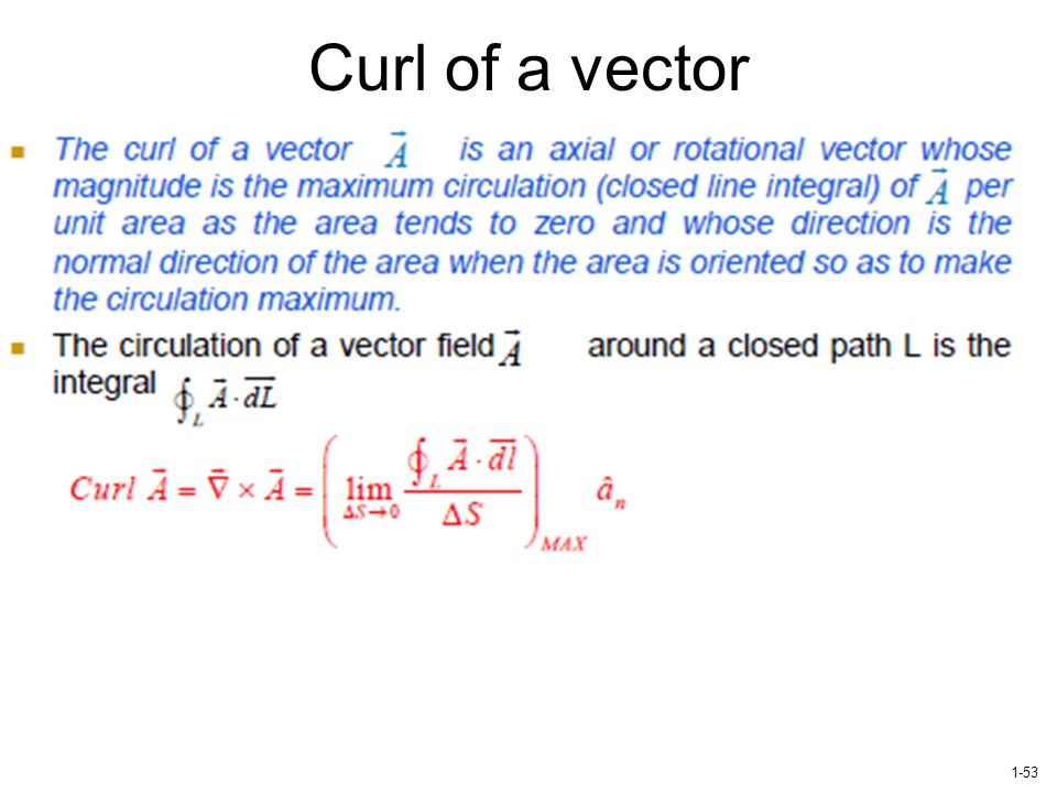 elements of vector calculus divergence and curl pdf