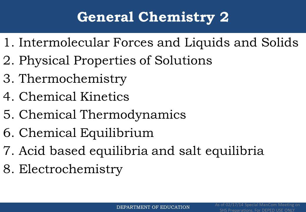 General Chemistry 2 Pdf Grade 12 Deped