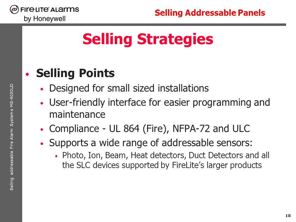 Selling Addressable Systems - ppt video online download