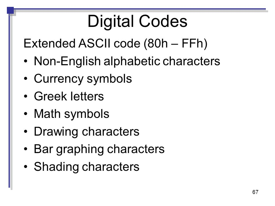 Chapter 2 Number Systems Operations And Codes Ppt Video Online