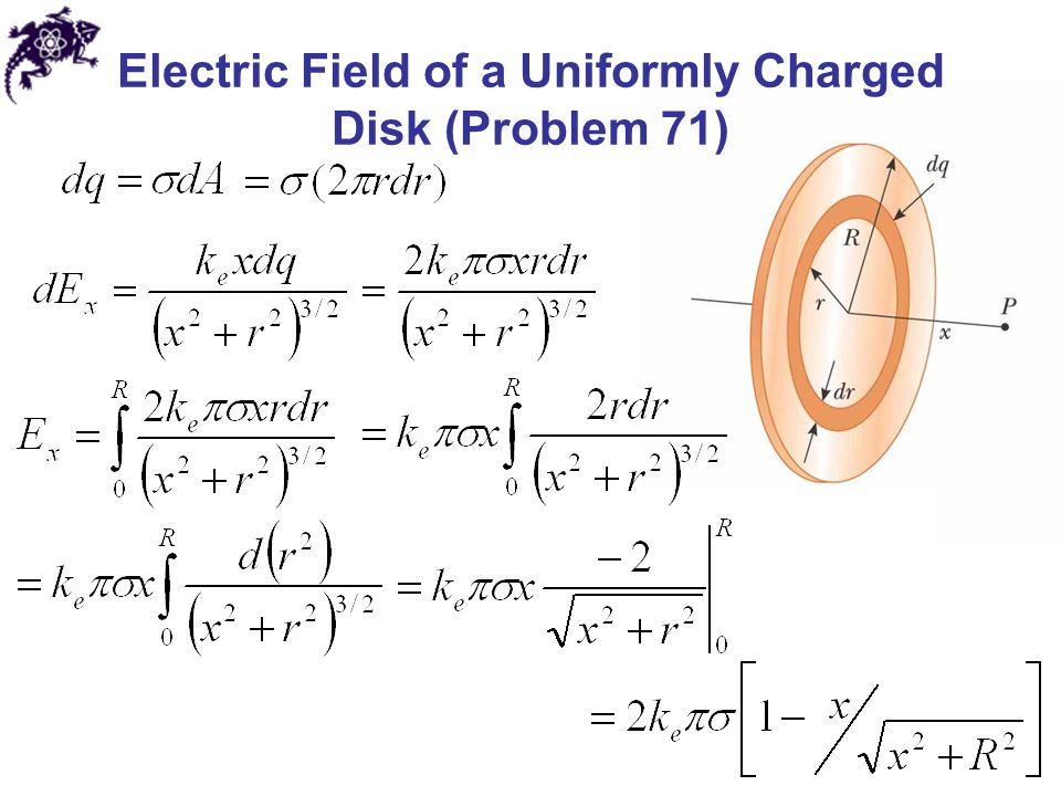 electric charge  force  and field